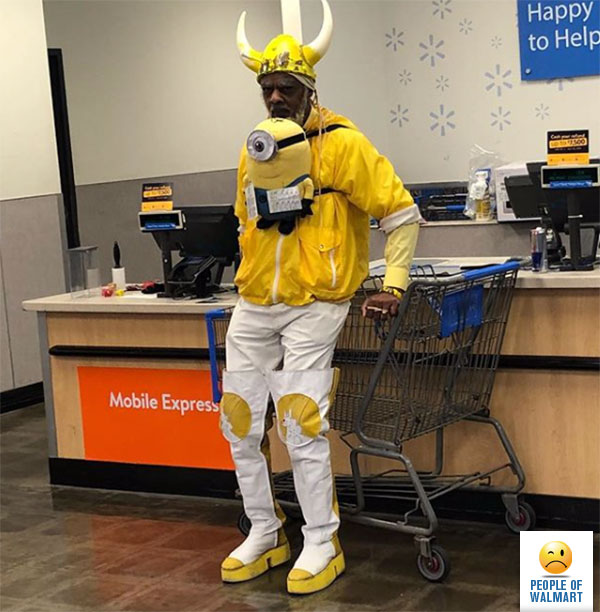 The 100 weirdest Walmart visitor pics (2019)