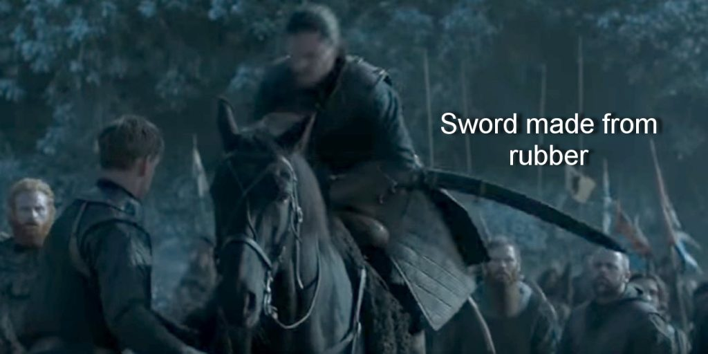 """11 Ridiculous """"Game of Thrones"""" Bloopers that are so Funny now"""