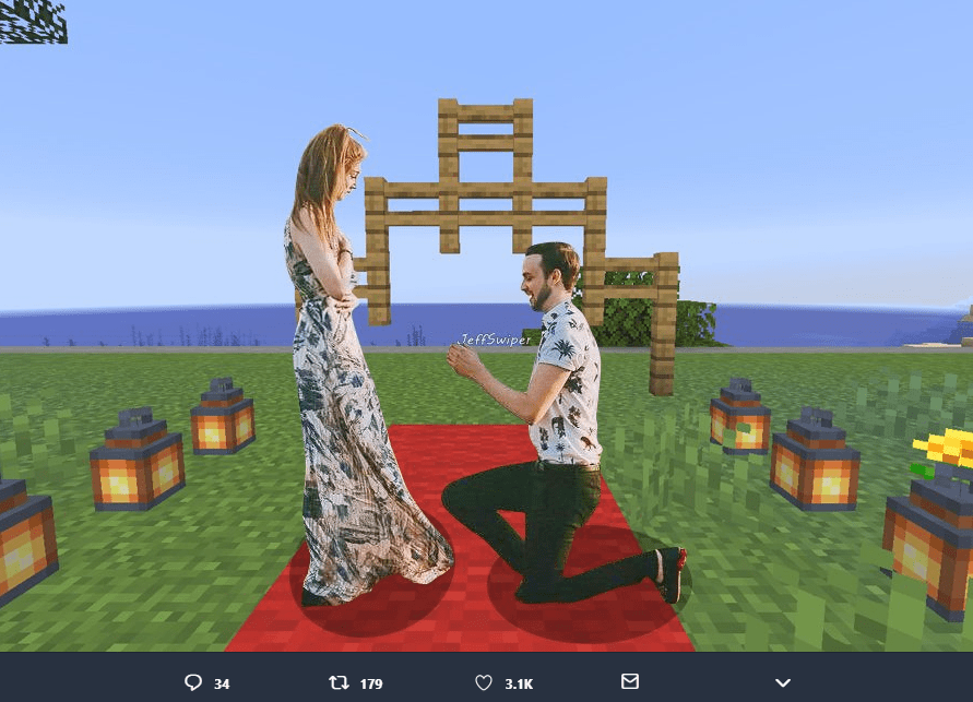 24 Creative and Unforgettable Marriage Proposal of the 21st Century