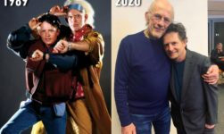 Most Iconic Movie Duos Then & Now