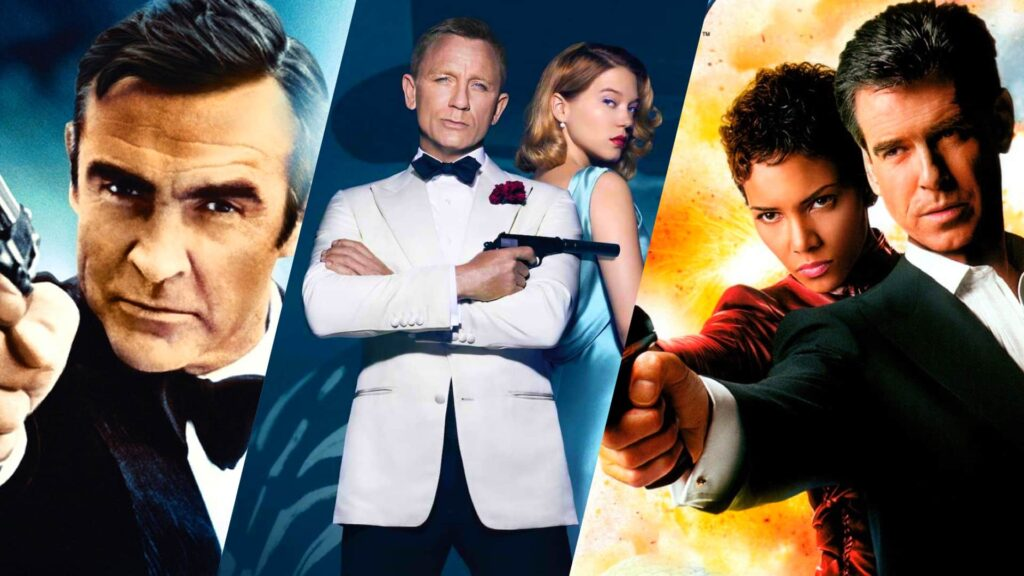 The Best 1962-2020 Movie Franchises of all Times!